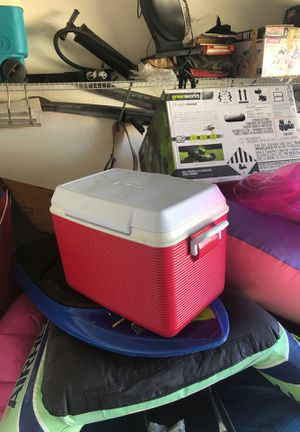Red cooler cheap for Sale in Peoria, AZ