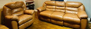 Massage recliners with rocker very good condition only for 250$ for Sale in Manassas, VA