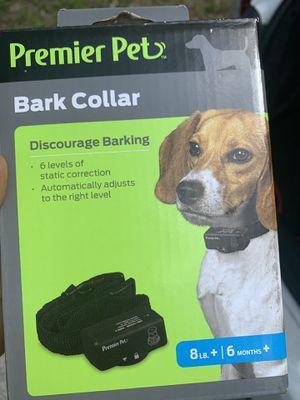 Bark collar for Sale in Oviedo, FL