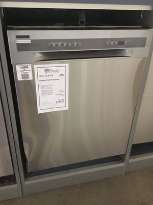 New Frigidaire Stainless Steel Built In Dishwasher for Sale in Chandler, AZ