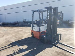 Nissan 50 Optimum 5000 pound capacity 3 stage sideshift for Sale in San Jose, CA
