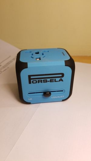 Pors-Ela Travel Adapter for Sale in New York, NY