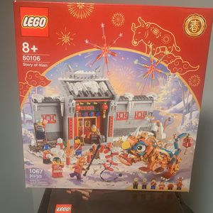 LEGO Story Of Nian for Sale in Washington, DC