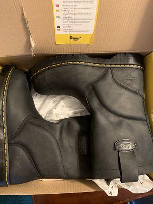 Dr Martens Steel Toe Work Boots for Sale in Roseville, CA