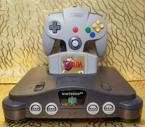 Nintendo 64 Zelda Set for Sale for sale  Brooklyn, NY