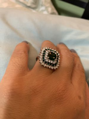 Emerald ring for Sale in Tacoma, WA