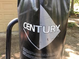 Punching bag double body bag and speed bag with standard for Sale in Sanford, FL