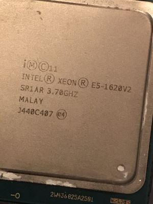 Intel Xeon E5-1260v2 Processor for Sale in Kirkland, WA