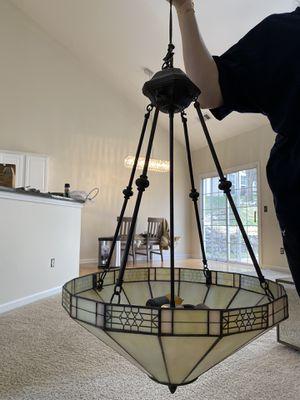 Chandelier lighting for Sale in Brentwood, TN