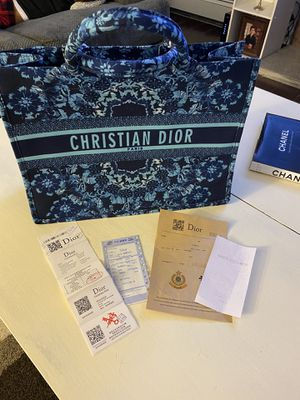 Christian Dior tote bag for Sale in Norfolk, CT