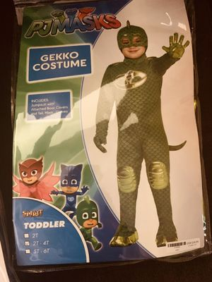 Gecko costume from PJ Masks for Sale in Portland, OR