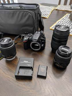 Nikon D3200 for Sale in San Jose,  CA