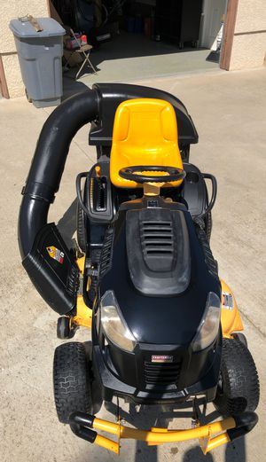 Craftsman Professional PYT 9000 Lawn Trackor for Sale in Alpine, CA