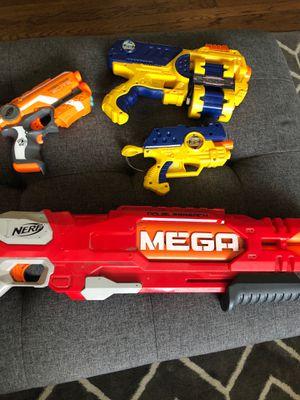 Nerf guns for Sale in Stockton, CA