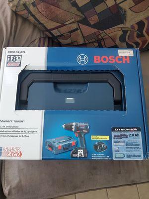Bosch DDS182-02L 18V EC BRUSHLESS MOTOR for Sale in Alexandria, VA