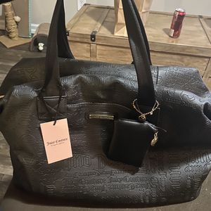 Juicy Couture (brand New With Tags ) Wordplay Weekender Tote for Sale in Phoenix, AZ