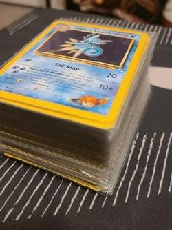 Pokemon Cards 1999 100+ Cards for Sale in Tolleson,  AZ