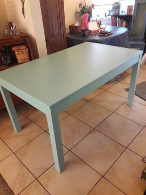 Ocean blue dining table for Sale in Fullerton, CA