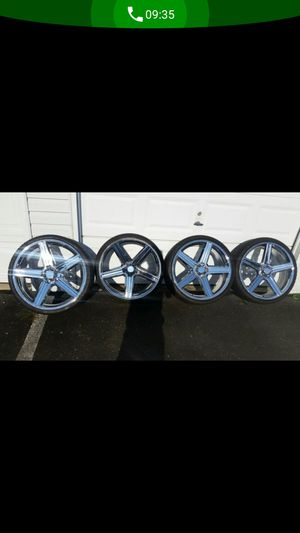 22 inch rims for Sale in Alexandria, VA