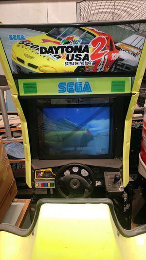 Sega Daytona 2 arcade for Sale in Ontario, CA