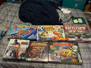 Board games for Sale in Oakland Park, FL