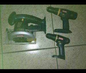 Ryobi Power tool set set for Sale in Orlando, FL