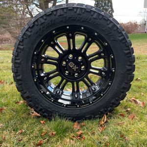 "Big Hoss 20"" Xd Rims Never Been Used Tires R Used for Sale in Narragansett, RI"