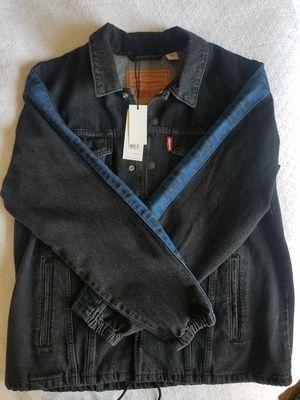 Levis Premium track Jacket Large Men for Sale in Los Angeles, CA