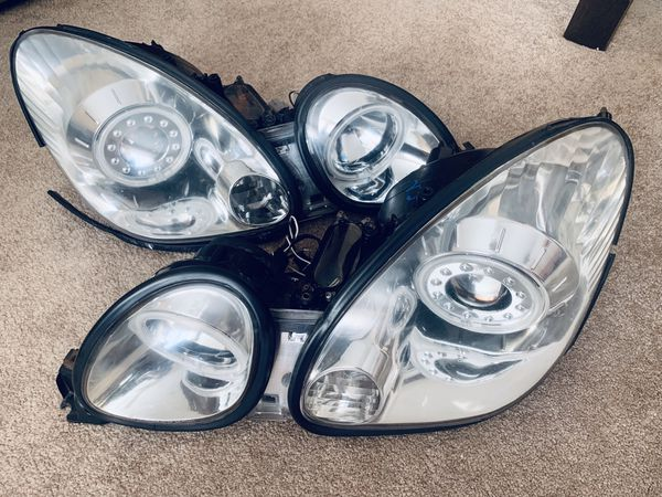 Aftermarket headlights for Lexus GS 1998-2005 2nd Generation - Used