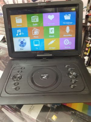 """14"""" screen portable DVD player available. Brand new in box. for Sale in Los Angeles, CA"""