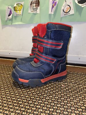 ⛄️ SIZE 9 Kids Snow Boots size like new for Sale in Kirkland, WA