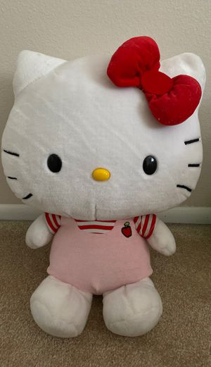 Hello Kitty Plush for Sale in Industry, CA