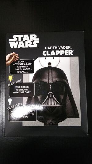 Star Wars Darth Vader Clapper for Sale in El Monte, CA