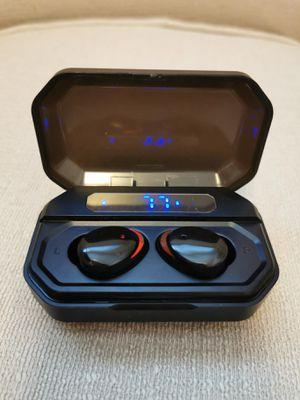 Bluetooth Earphone True Wireless Earbuds headset Mini Earphones Waterproof Headphone for Sale in Brea, CA