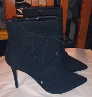 Women's Aldo Ankle High Stiletto Heel Boots Size 9 for Sale in Portland, OR