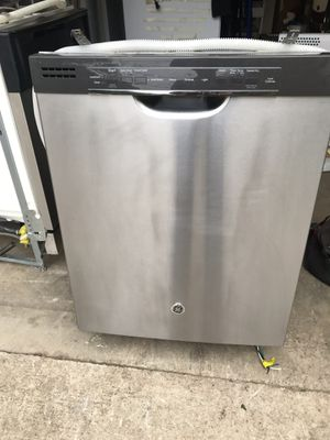 GE stainless steel dishwasher for Sale in Lilburn, GA