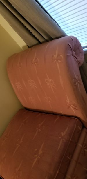 Chair with ottoman for Sale in Fairfax, VA