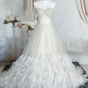 Strapless Fairy Lace Tulle Dress For Wedding/ Quinceanera/ Sweet 16 Photography for Sale in Fort Lauderdale, FL