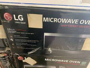 Microwave oven LG for Sale in Salt Lake City, UT