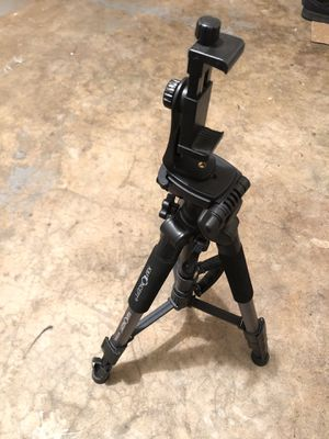 K&F Concept Pro DSLR Camera Tripod Monopod w/ Transverse Center Column for Canon for Sale in Zachary, LA