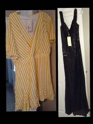 2 XL dresses brand new for Sale in Houston, TX