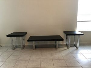 Coffee and end tables for Sale in Austin, TX