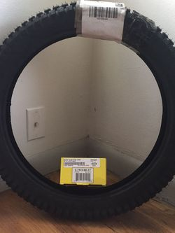 """17"""" Shinko Motorcycle Tire/tube for Sale in Portland,  OR"""