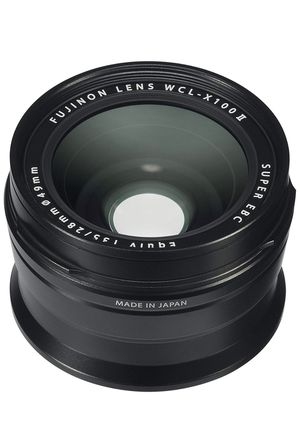 Fujifilm wide conversion lens WCL-x100 for x100,x100s, x100t, x100f for Sale in Redwood City, CA