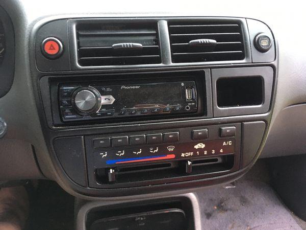 1998 Honda Civic 4 Door Sedan
