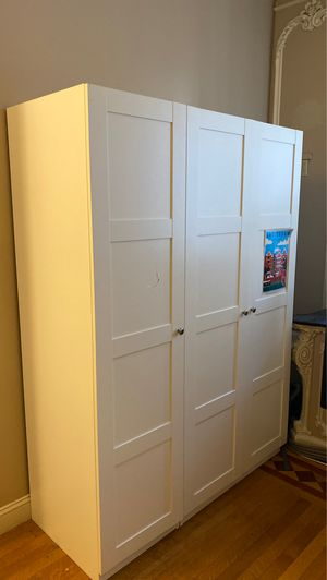 Huge 2 piece stand up closet/wardrobe for Sale in Boston, MA