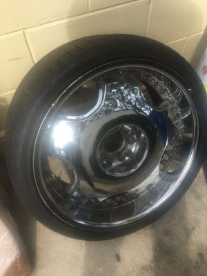 20 inch rims for Sale in Orlando, FL
