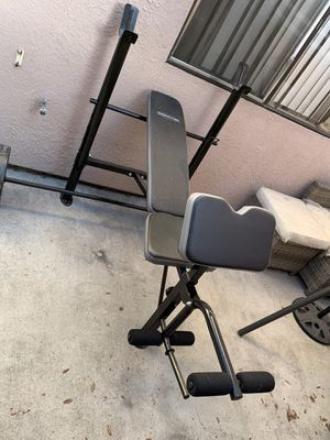 Bench press for Sale in South Gate, CA