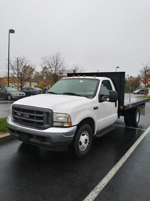 2004 Ford F350 XL Super Duty 12.5ft Stake/Flat for Sale in PA, US