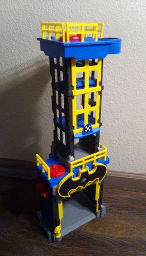 (2014) Mattel Imaginext DC Super Friends Gotham City Tower for Sale in Fairfield, CA